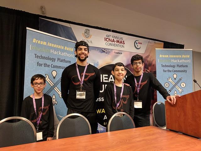 Muslim Hackathon @ICNA Convention DC