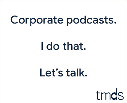 tmds does podcasts