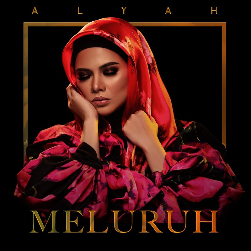 Single Cover - Alyah 'Meluruh'