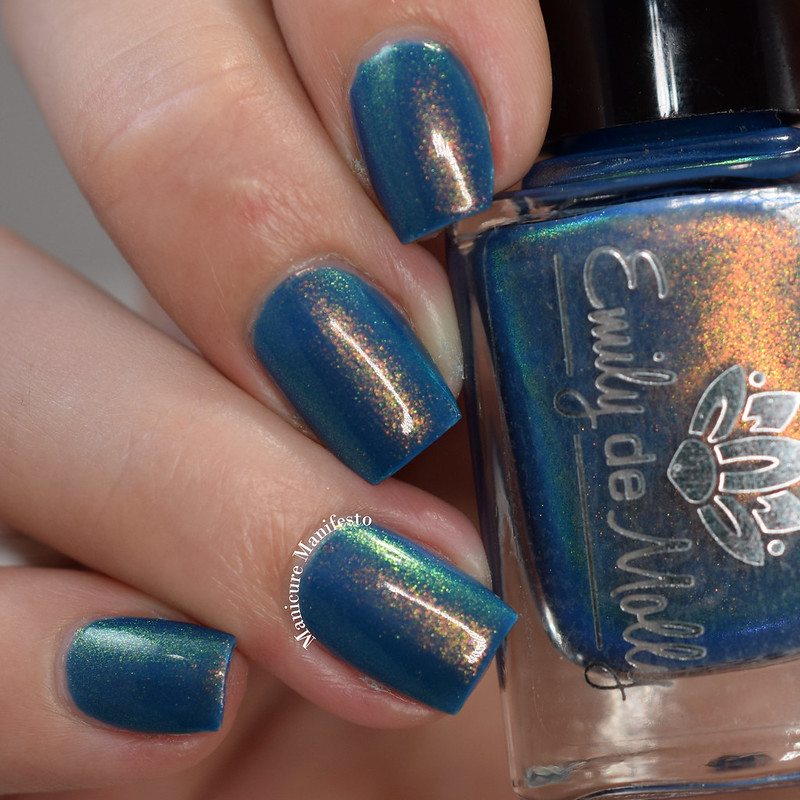 Emily De Molly Well Suited swatch