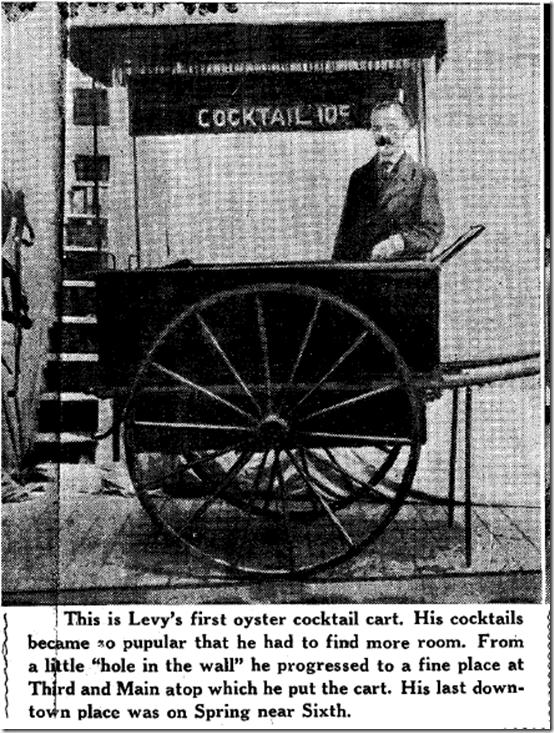 Levy-coctail-cart