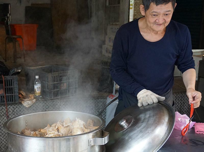 Taipei Market Vendor