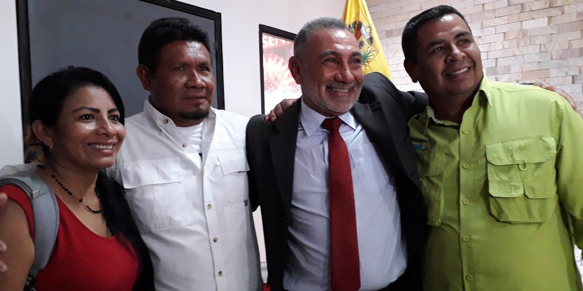 Pueblo de Brasil solicita reapertura de la frontera con Venezuela