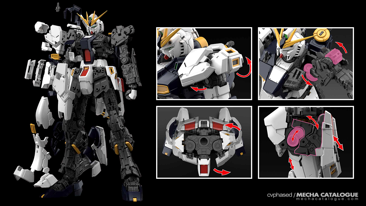 You Saw It Coming: Real Grade RX-93 Nu Gundam