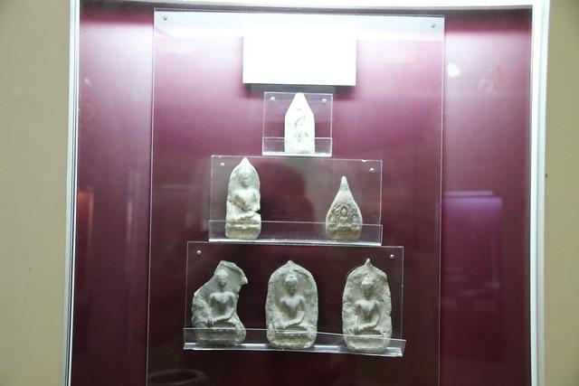 Votive Tablets, Ramkhamhaeng Museum, Sukhothai
