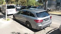 2015 Mercedes-Benz (S205.245) C250 Wagon 作者 ans.yu460