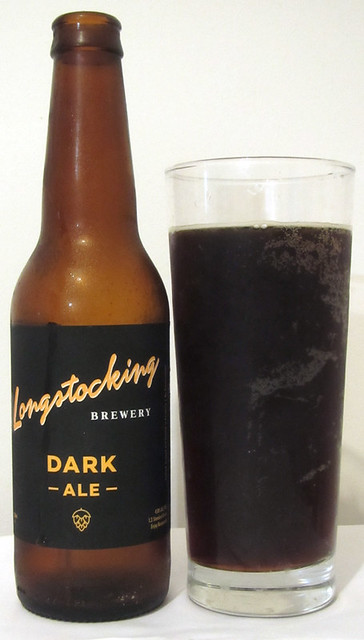 Longstocking Brewery Dark Ale