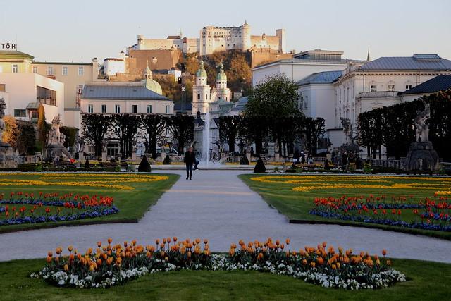 Ruta de La Novicia Rebelde en Salzburgo