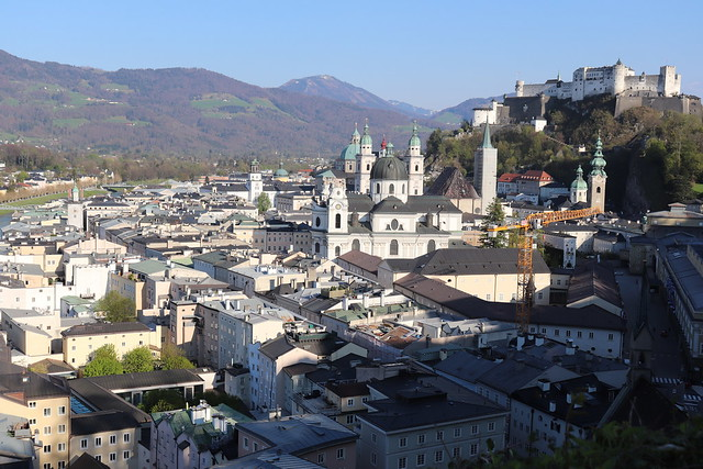 Ruta de Sonrisas y Lágrimas en Salzburgo