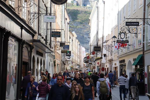 Calles Que ver en Salzburgo