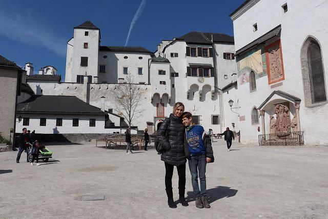 Castillo de Salzburgo