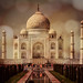 Taj Mahal as a dream...