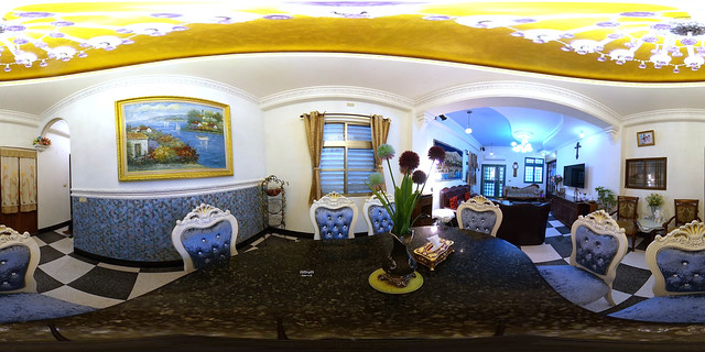 10一樓客廳水晶燈