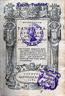 1581 pandect cover