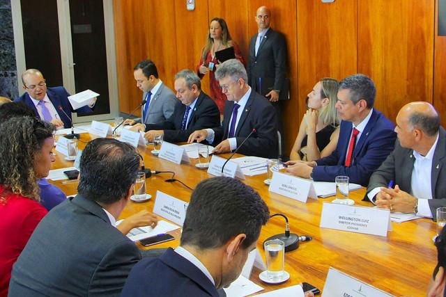 Reunião 160ª Reunião Ordinária - CONPLAN - 25/04/2019