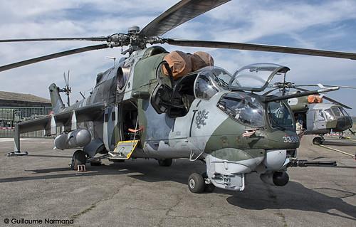 Mil Mi35E Czech Air Force 3365