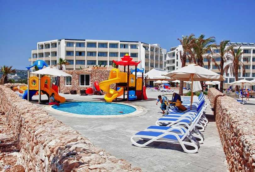 Malta met kinderen: Seabank resort