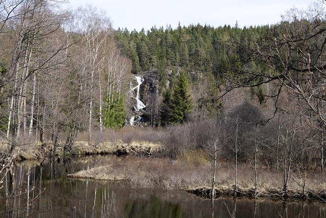 Elgåfossen 1.1, Norway-Sweden