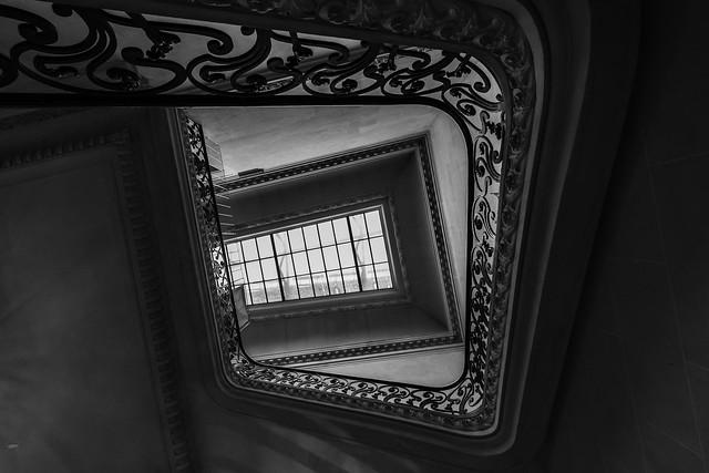 Upstairs du petit palais
