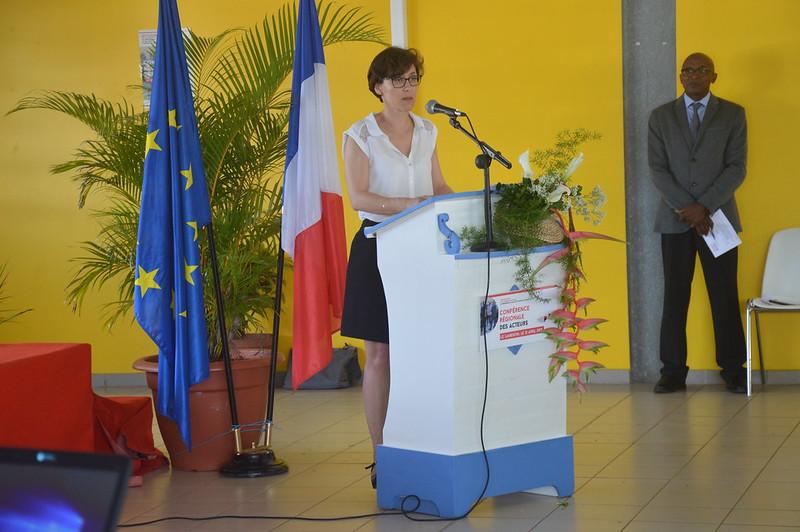 Stratégie pauvreté : conférence régionale en Martinique