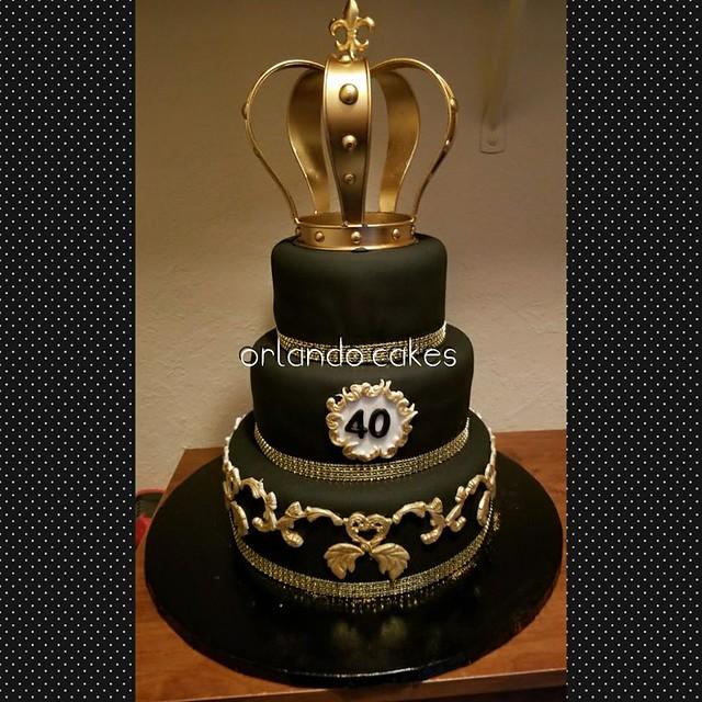 Cake by OrlandoCakes.com