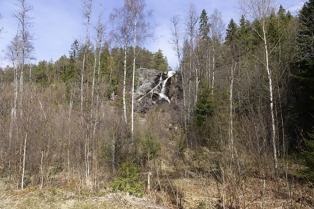 Elgåfossen 1.10, Norway-Sweden