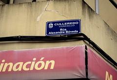 11 Rúa no concello de Culleredo-A Coruña