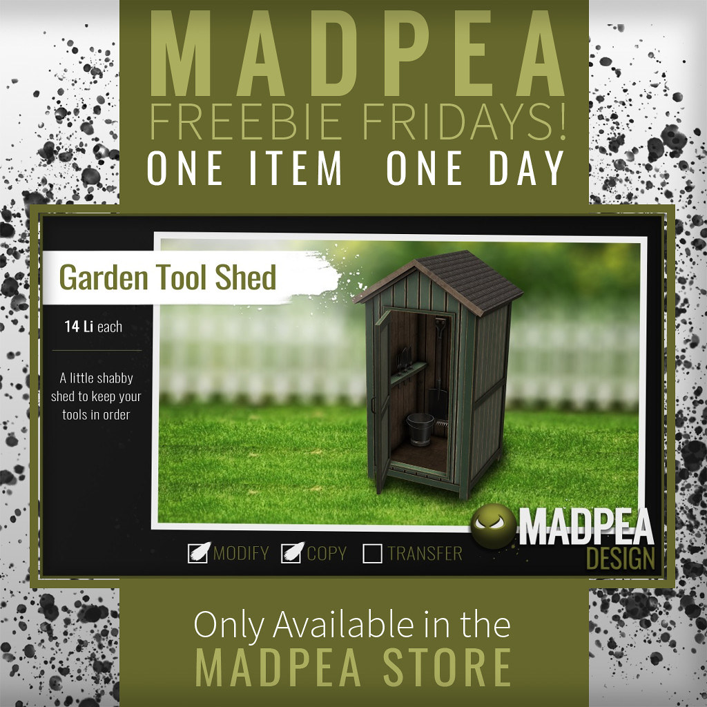 MadPea's Freebie Friday – April 26, 2019!