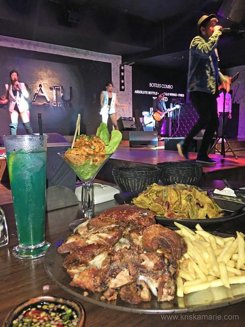Datu Club - pub grub