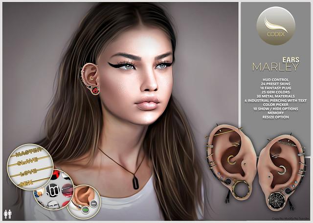 CODEX_ EARS MARLEY