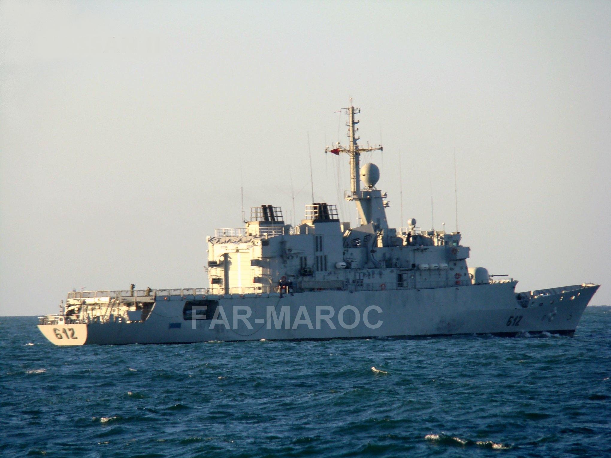 Royal Moroccan Navy Floréal Frigates / Frégates Floréal Marocaines - Page 14 47653998442_a50cbb360c_o