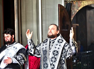 24.04.2019   Литургия Преждеосвященный Даров в Софийском соборе