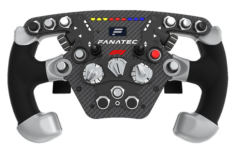 ClubSport Steering Wheel F1 2019 Front