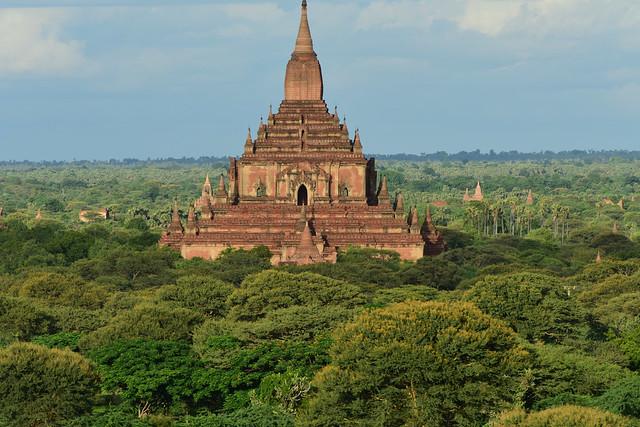 Sulamani Paya, Bagan, Myanmar (Birmania) 810 2072