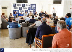 Campeonato de España de pesca con embarcación fondeada 2019.