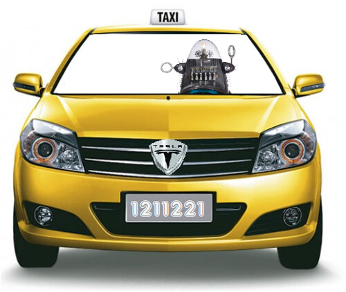 Tesla Robot Taxis?
