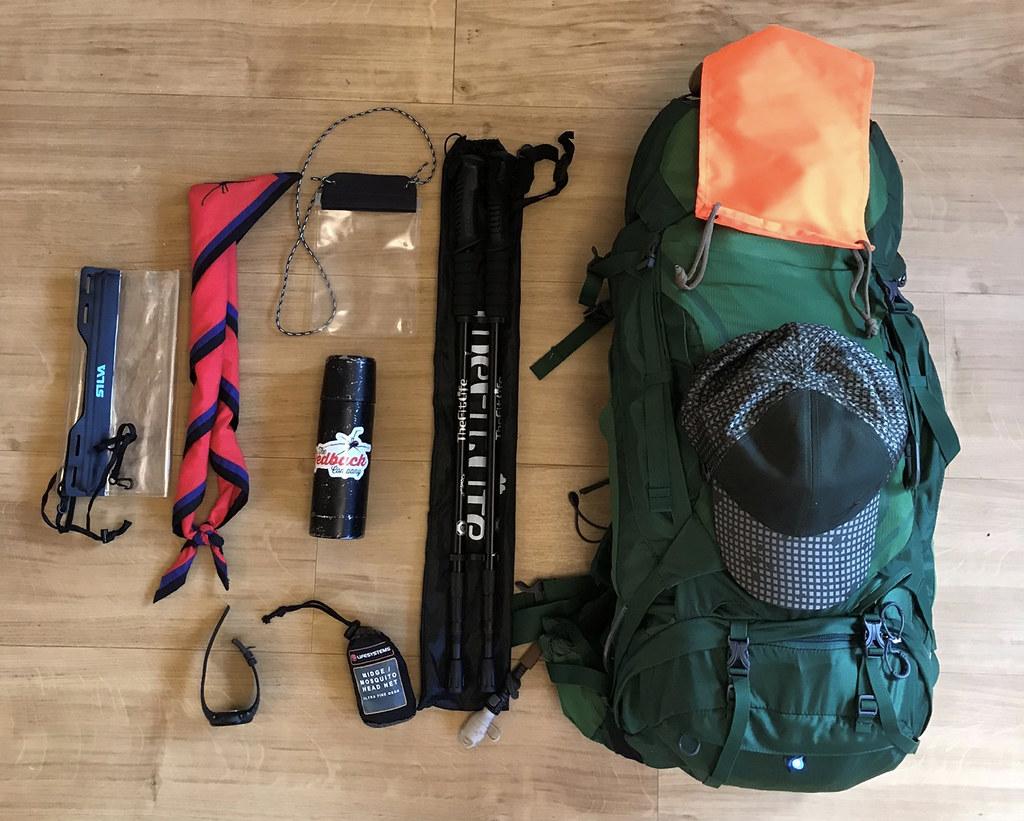 Loadout: Scout Mountain Day Hikes 47654988222_7300fa54e2_b