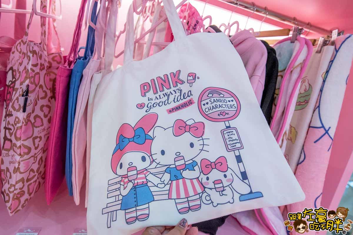 三麗鷗粉紅閨蜜期間限定店-88
