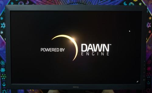 BenQ Zowie RL2460 Dawn Engine Lights On | by Dr. NCX