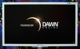 Samsng F2380MX Dawn Engine Lights On | by Dr. NCX