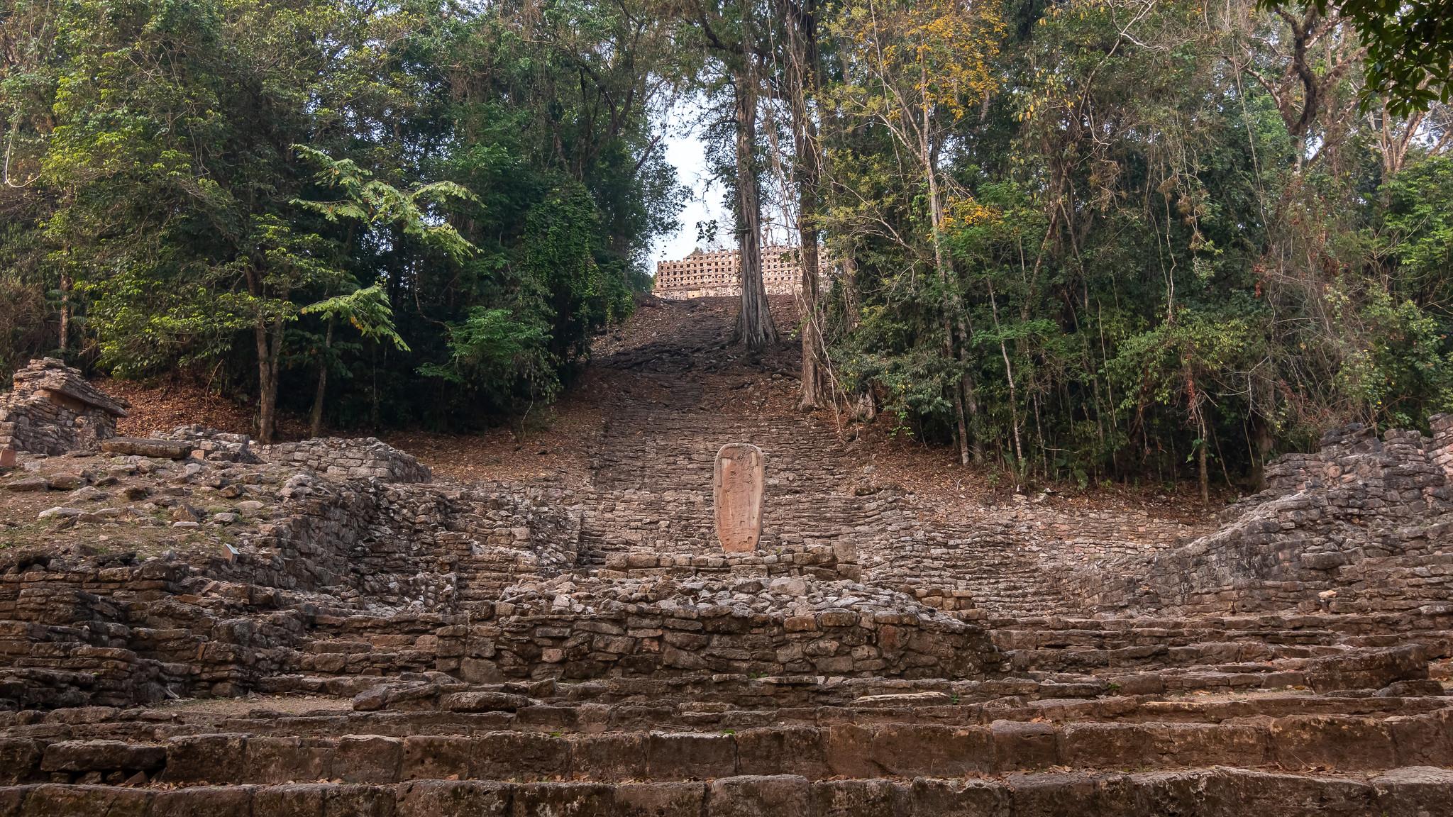 Yaxchilan - Chiapas - [Mexique]