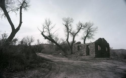 Ruined Cabin near Hanksville