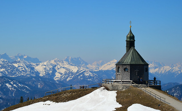 Rottach-Egern - Heilig Kreuz-Kirche