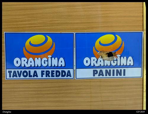 Positano, Orangina