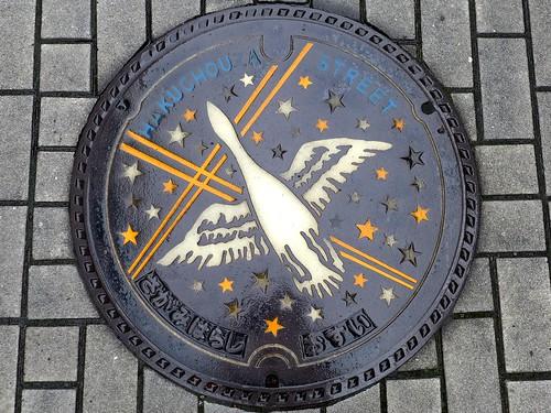 Sgamihara Kanagawa, manhole cover 3 (神奈川県相模原市のマンホール3)