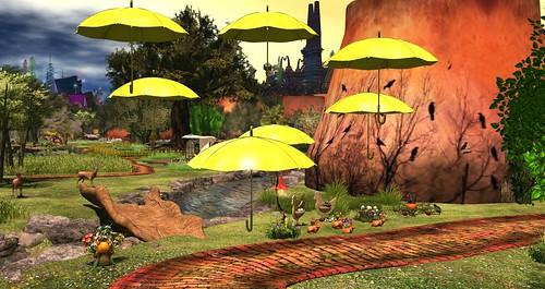 Umbrellas | by Ciaran Laval