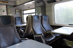 GWR 166205, 1st Class Leather