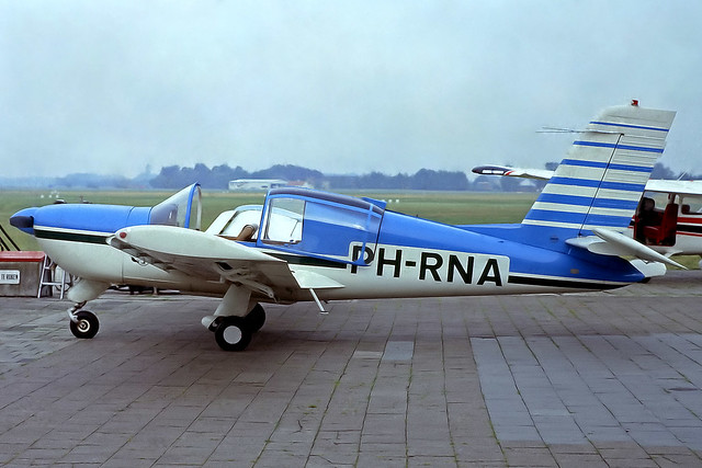 PH-RNA   Socata MS.892E Rallye 150ST [3101] Hilversum~PH 14/06/1980