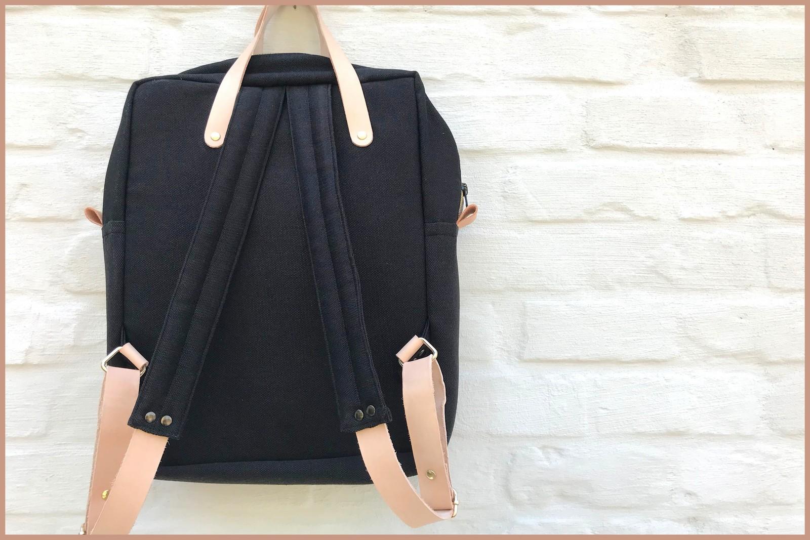 making backpack 1