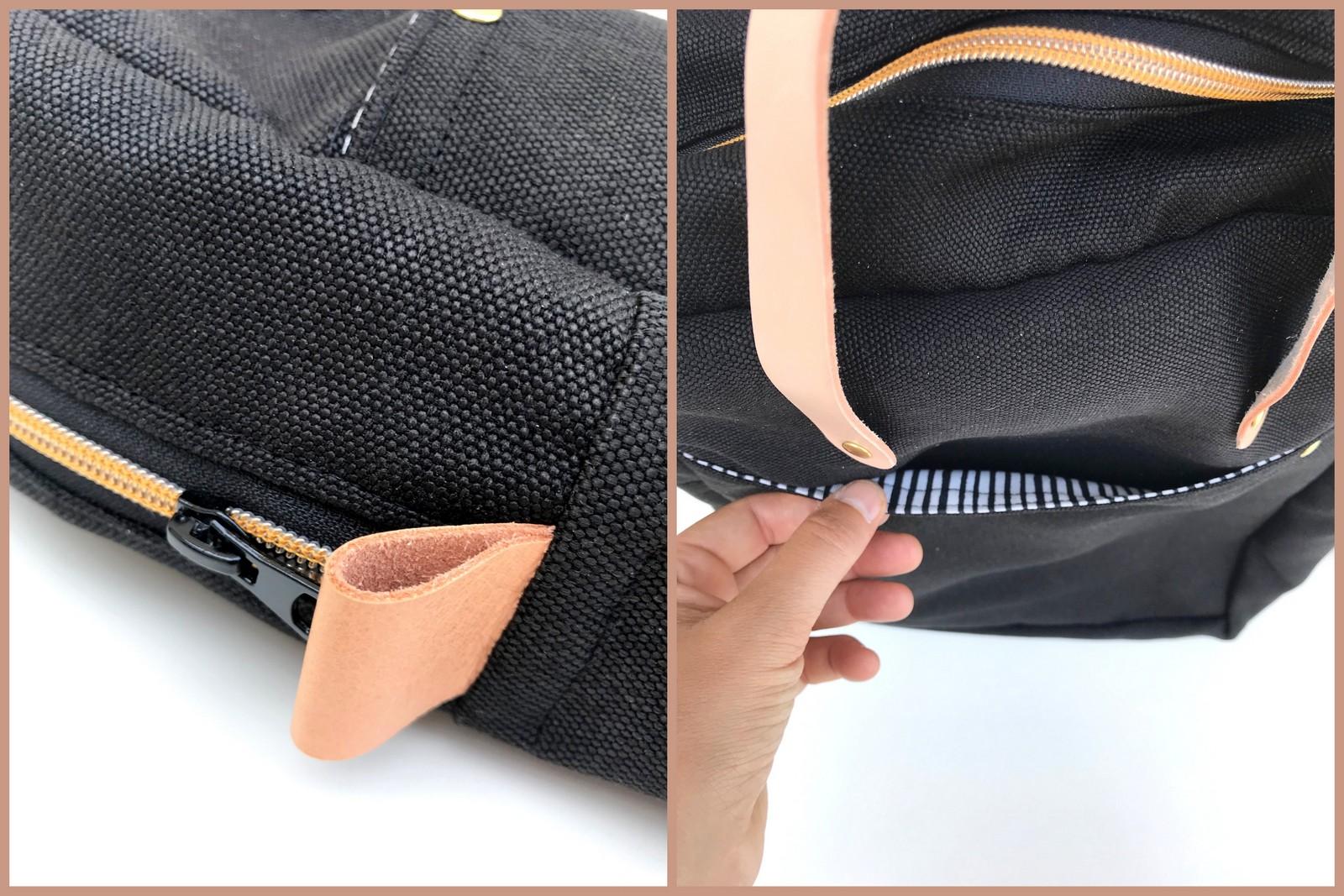 making backpack 3